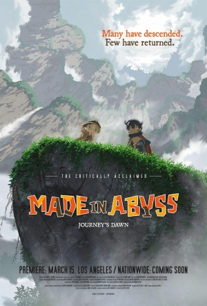 Made in Abyss: Journey's Dawn Film Poster