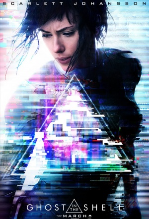 Ghost in the Shell 3D Film Poster