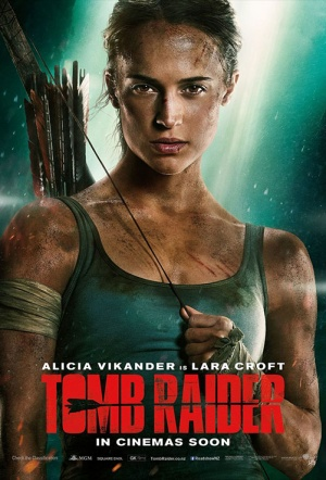 Tomb Raider 3D Film Poster