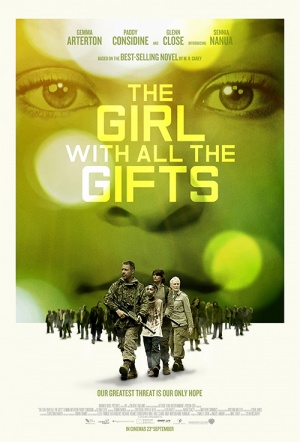 The Girl with All the Gifts Film Poster