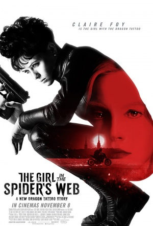 The Girl in the Spider's Web Film Poster