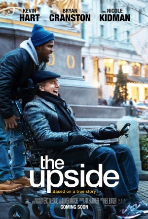 The Upside Film Poster