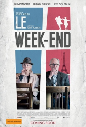 Le Week-End Film Poster