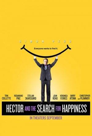 Hector and the Search for Happiness Film Poster