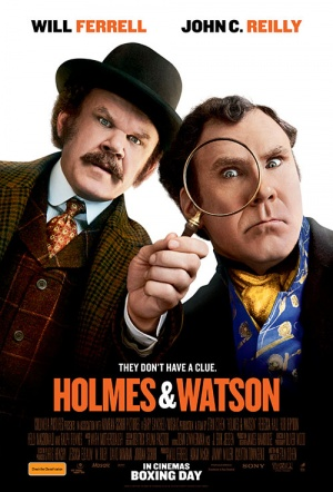 Holmes and Watson Film Poster