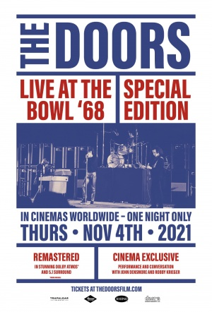 The Doors: Live At The Bowl '68