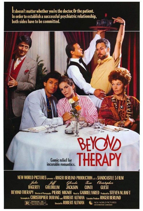 Beyond Therapy Film Poster