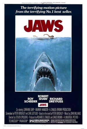 Jaws Film Poster