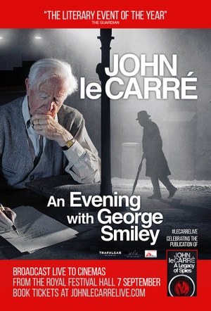 John le Carré: An Evening With George Smiley Film Poster