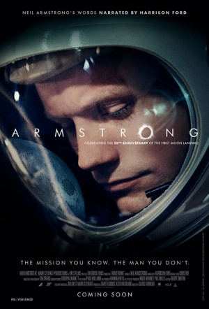 Armstrong Film Poster