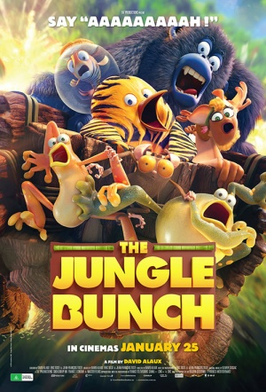 The Jungle Bunch Film Poster