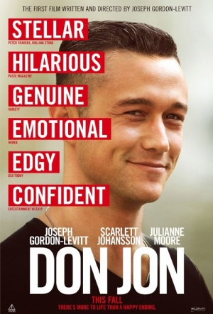 Don Jon Film Poster