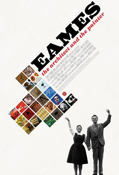 Eames: The Architect and the Painter Film Poster