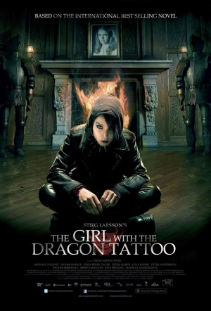 The Girl with the Dragon Tattoo (2009) Film Poster