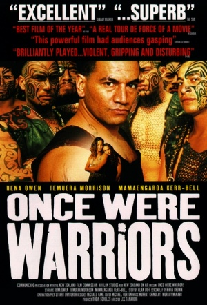 Once Were Warriors Film Poster