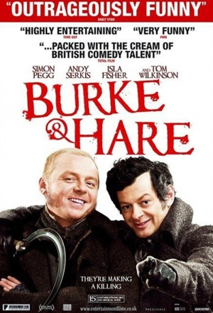Burke and Hare Film Poster