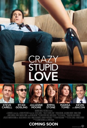 Crazy, Stupid, Love Film Poster