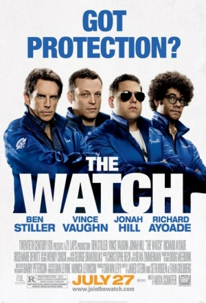 The Watch Film Poster