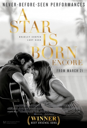 A Star Is Born: Encore Film Poster