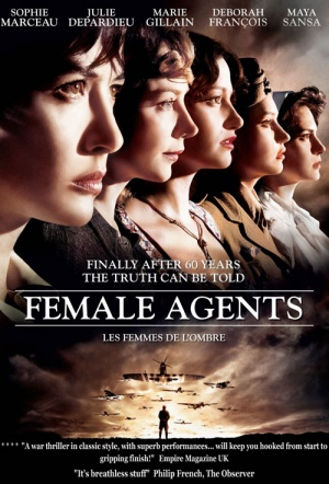Female Agents Film Poster
