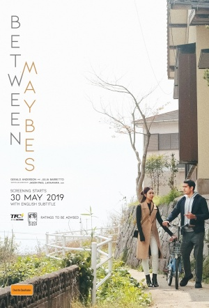 Between Maybes Film Poster