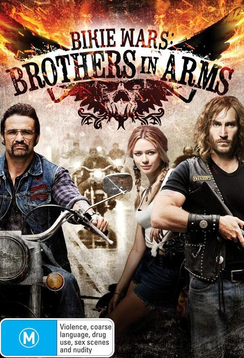 Bikie Wars: Brothers in Arms Film Poster