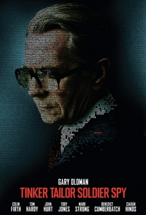 Tinker, Tailor, Soldier, Spy Film Poster