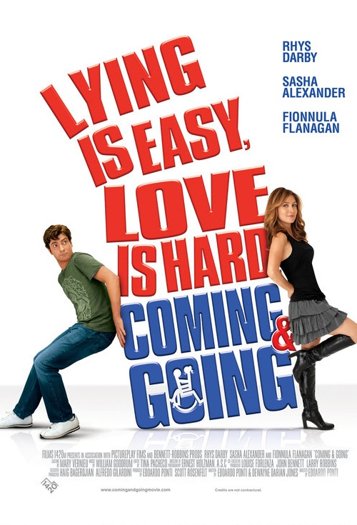 Coming & Going Film Poster