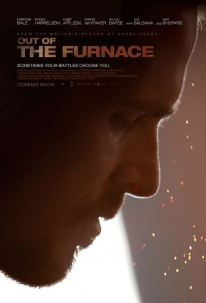 Out of the Furnace Film Poster
