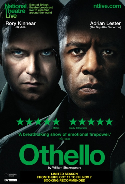 "a review of the movie othello Orson welles's shattering ""othello starting the movie with his own face in closeup: othello sign up for our culture review newsletter go."