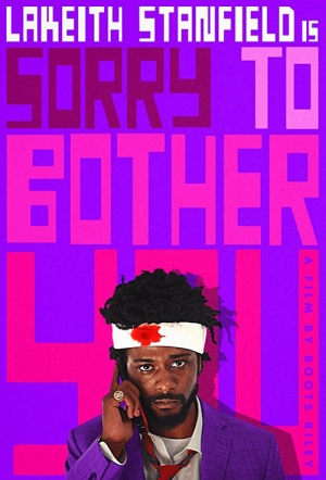 Sorry to Bother You Film Poster