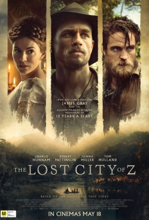 The Lost City of Z Film Poster