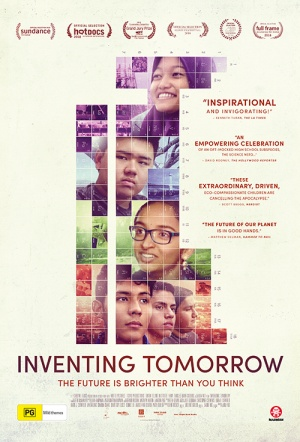 Inventing Tomorrow Film Poster