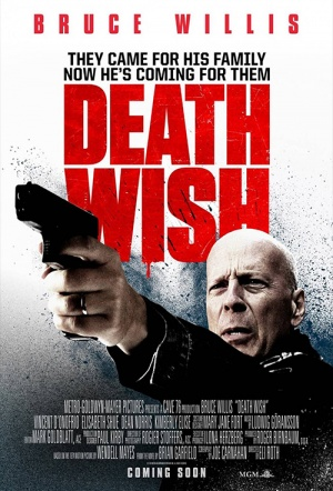 Death Wish (2017) Film Poster