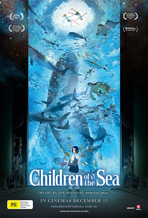 Children of the Sea Film Poster