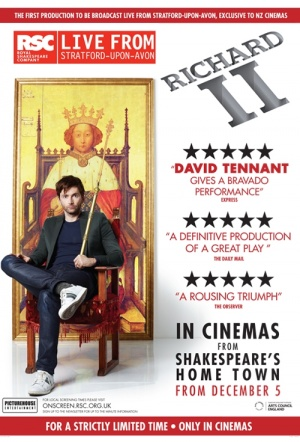 Royal Shakespeare: Richard II Film Poster