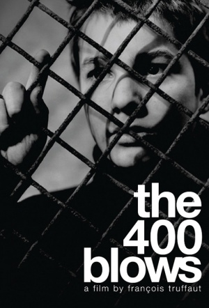 The 400 Blows Film Poster
