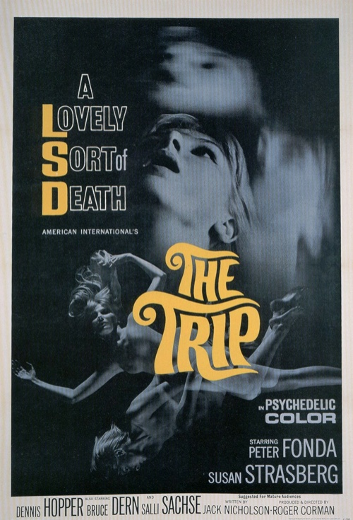 The Trip (1967) Film Poster