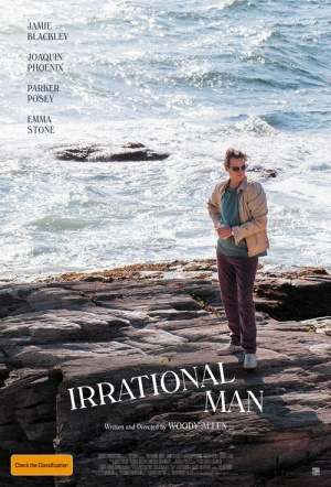 Irrational Man Film Poster