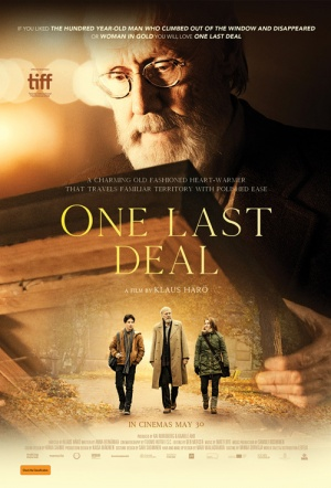 One Last Deal Film Poster