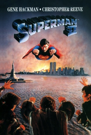 Superman II Film Poster
