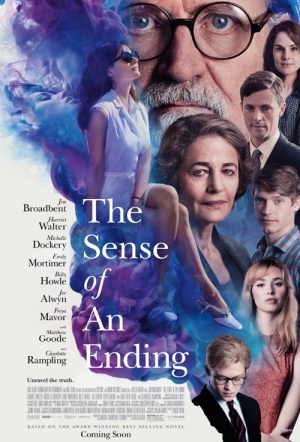The Sense of an Ending Film Poster