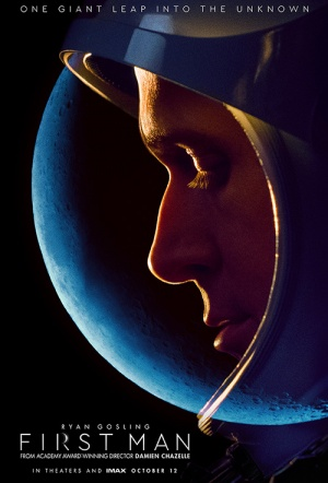 First Man Film Poster