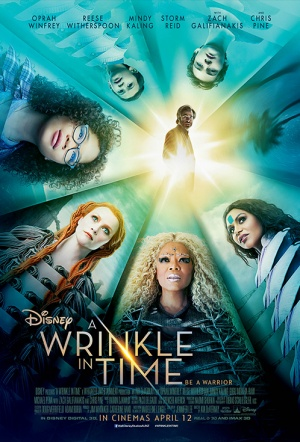 A Wrinkle in Time 3D Film Poster