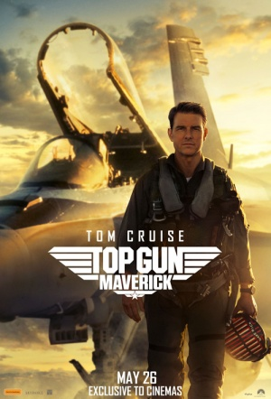 Top Gun: Maverick Film Poster