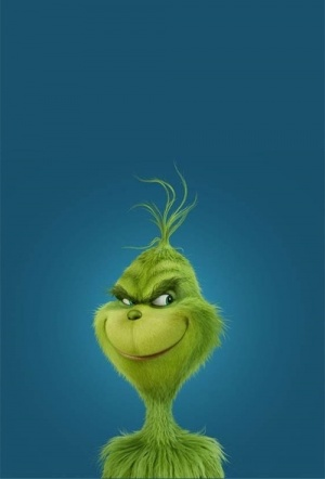 How the Grinch Stole Christmas 3D (2018) Film Poster