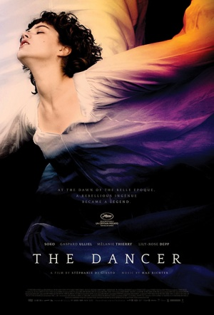 The Dancer (La danseuse) Film Poster