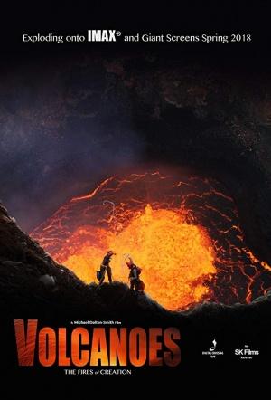 Volcanoes 3D