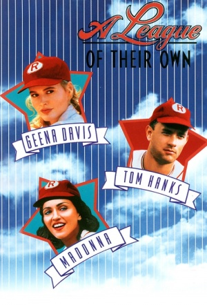 A League Of Their Own Film Poster