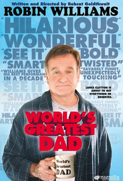 World's Greatest Dad Film Poster